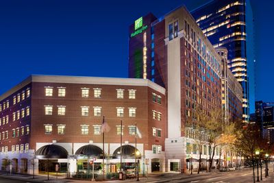Hotel exterior at Holiday Inn Center City Charlotte, NC