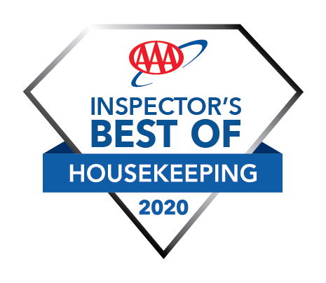 Triple A Inspector's Best of Housekeeping 2020 logo