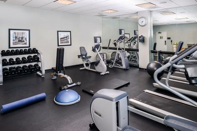 Fitness Center at Holiday Inn Center City Charlotte, NC