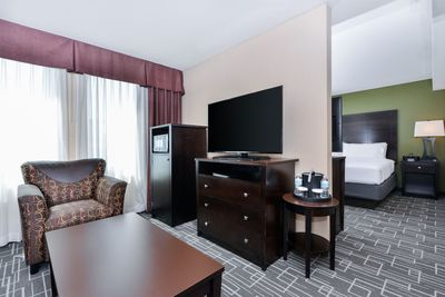 Suite  at Holiday Inn Center City Charlotte, NC
