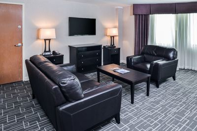 Executive Suite at Holiday Inn Center City Charlotte, NC